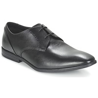 Chaussures Homme Richelieu Clarks Bampton Lace Noir