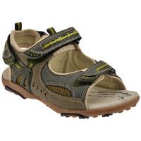 Chaussures Enfant Sandales et Nu-pieds Lumberjack Garçon gratuit Velcro Sandales