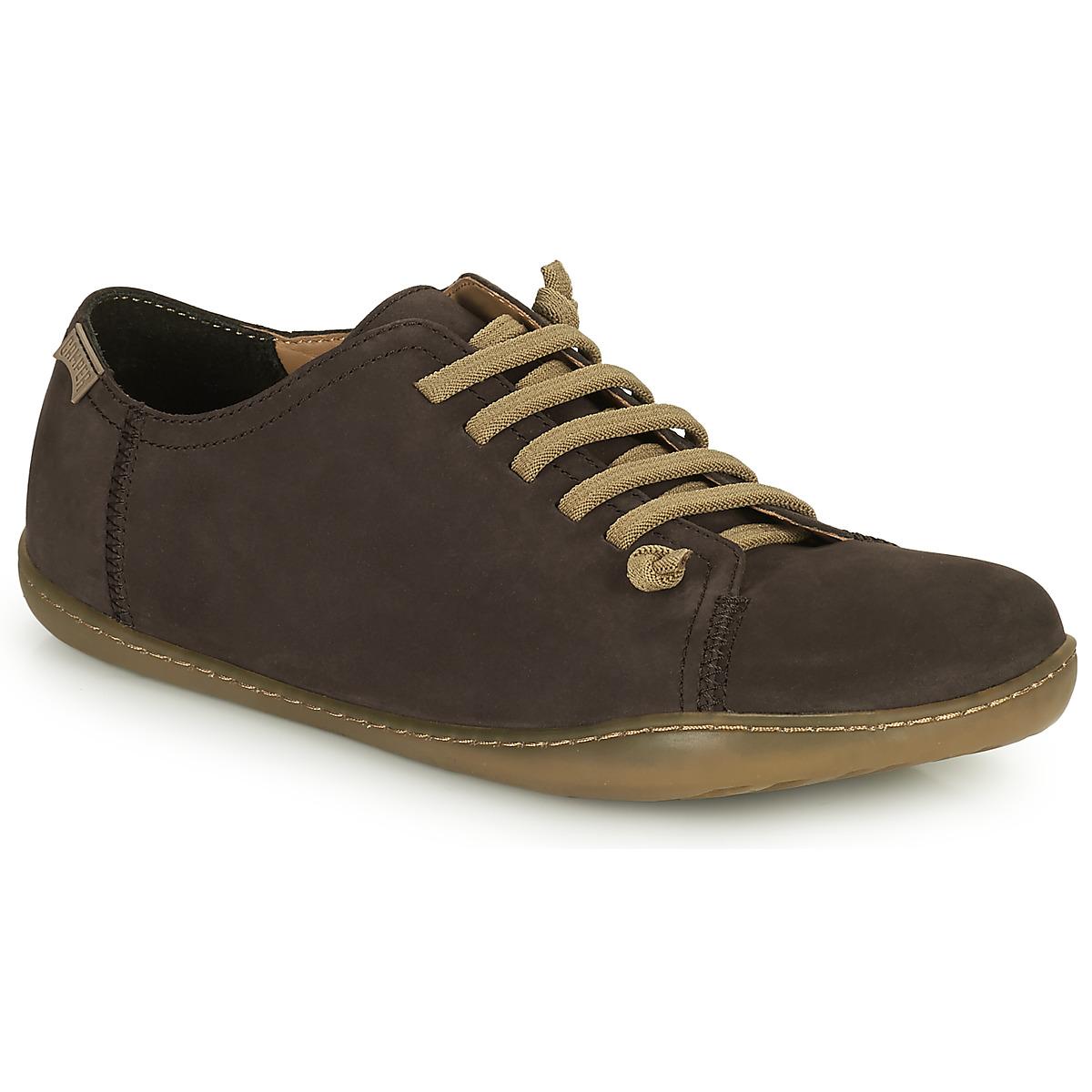 Camper PEU CAMI Marron - Livraison Gratuite avec Spartoo.com ! - Chaussures  Derbies Homme 128,00 € 312c52325bc4