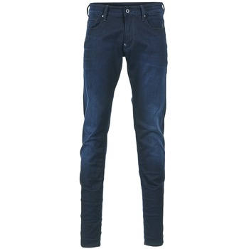 Vêtements Homme Jeans skinny G-Star Raw REVEND SUPER SLIM Indigo