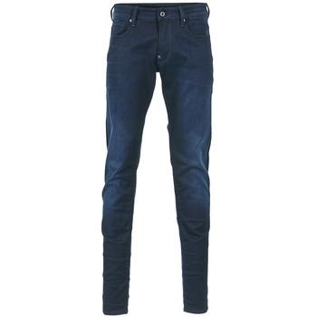 Jeans G-Star Raw REVEND SUPER SLIM Slander Indigo Superstretch Dk Aged 350x350