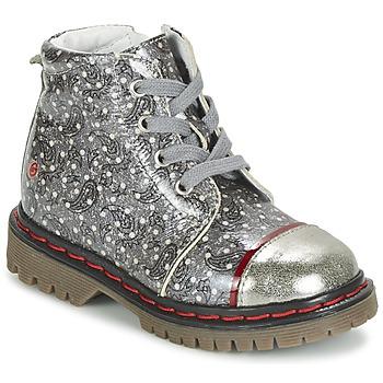 Bottines / Boots GBB NEVA Gris / Imprimé 350x350