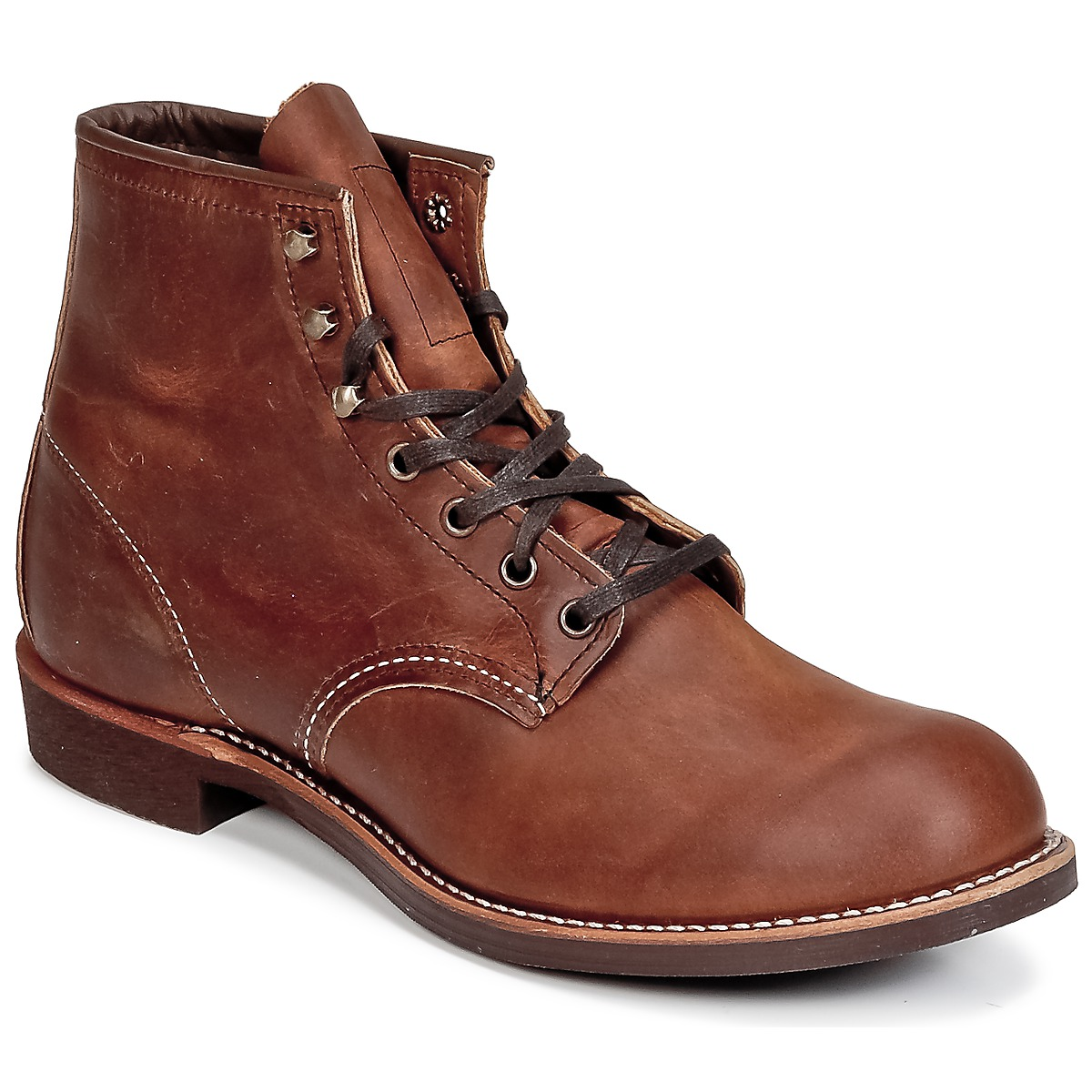 Red Wing BLACKSMITH Marron en 2019 | Spartoo | Chaussure