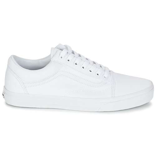 Baskets Old Skool Vans Blanc Basses QxtsrhCd