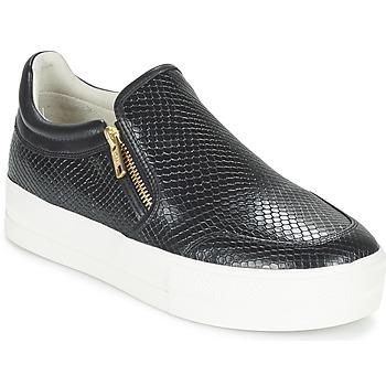 Chaussures Femme Slip ons Ash JORDY Noir
