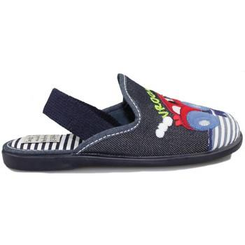 Chaussures Enfant Chaussons Vulladi TEJANO BLEU