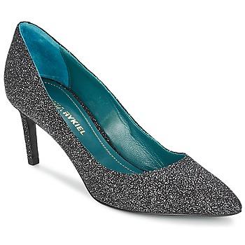 Chaussures Femme Escarpins Sonia Rykiel 677620 Noir / Glitter