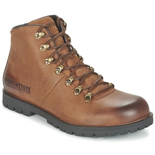 Bottines / Boots Birkenstock HANCOCK MEN Noisette 350x350