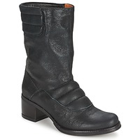 Chaussures Femme Boots Espace DORPIN Noir
