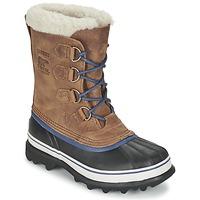 Chaussures Femme Bottes de neige Sorel CARIBOU WL Marron