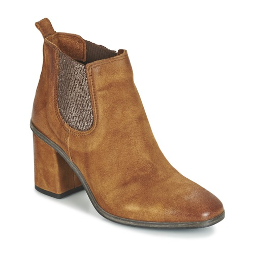 Bottines / Boots Mjus TWIGGY Camel 350x350