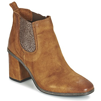 Bottines / Boots Mjus TWIGGY Camel 350x350