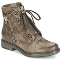 Chaussures Femme Bottines Mjus CAFE Taupe