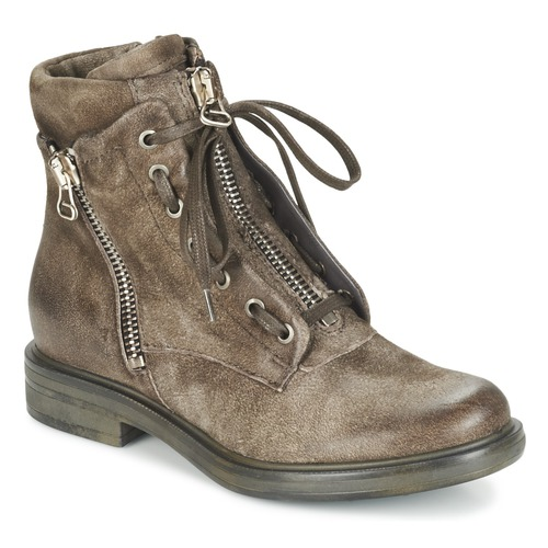 Bottines / Boots Mjus CAFE Taupe 350x350