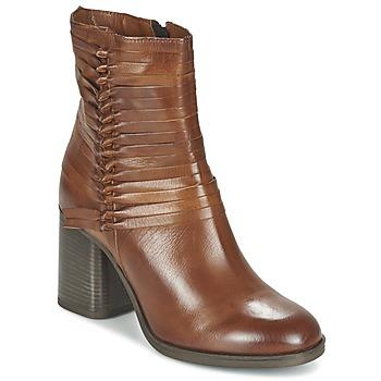 Bottines / Boots Mjus TUJA Camel 350x350