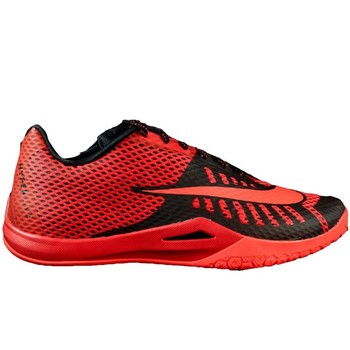 Chaussures Homme Basketball Nike Hyperlive Rouge-Noir