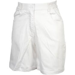 Shorts / Bermudas Elegance Oceane Voile blanc short