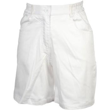 Short Elegance oceane voile blanc short