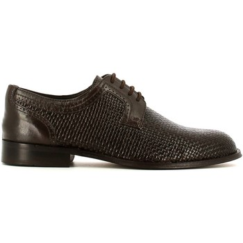Chaussures Homme Derbies Fontana 5701C Chassures elegant Man Brun