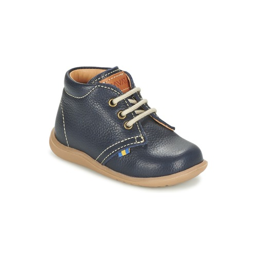Bottines / Boots Kavat HAMMAR LACE Bleu 350x350