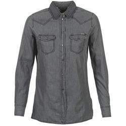 Vêtements Femme Chemises / Chemisiers Diesel DE SOVY RE Gris