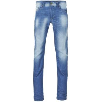 Vêtements Homme Jeans slim Diesel THAVAR Bleu 0855G