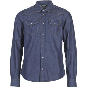 Chemises Diesel NEW SONORA Bleu 350x350