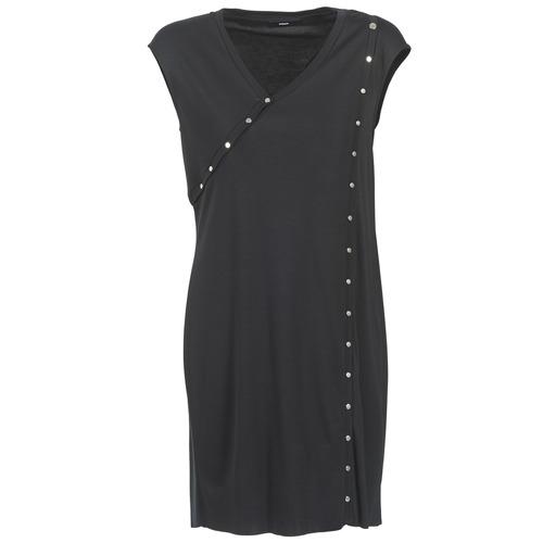 Vêtements Femme Robes courtes Diesel D ANI Noir