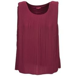 Vêtements Femme Débardeurs / T-shirts sans manche Bensimon REINE Prune