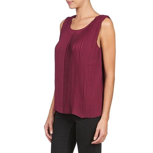 REINE  Bensimon  débardeurs / t-shirts sans manche  femme  prune