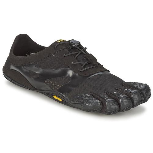 Chaussures Homme Running / trail Vibram Fivefingers KSO EVO Noir