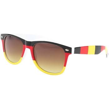 Lunettes de soleil Eye Wear Lunettes de soleil Allemagne Noire Rouge Jaune Noir 350x350