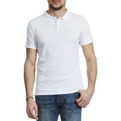Polos manches courtes Ikks Polo  Blanc Homme