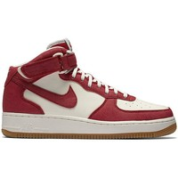 Chaussures Homme Baskets montantes Nike Air Force 1 Mid 07 Rouge