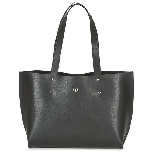 Cabas / Sacs shopping Texier Bags NEO Noir 350x350