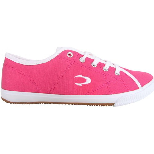 Chaussures Enfant Baskets basses John Smith LANTA W Rosa