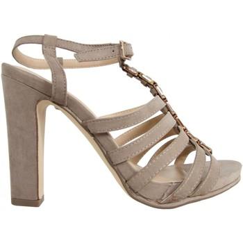 Chaussures Femme Escarpins MTNG 58007 Beige