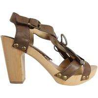 Chaussures Femme Escarpins MTNG 53251 Marrón