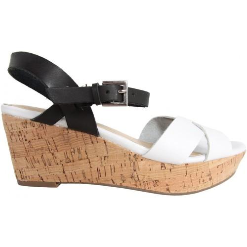 Chaussures Femme Sandales et Nu-pieds MTNG 58255 Blanco