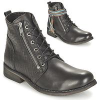 Chaussures Femme Boots Felmini BEJA Noir