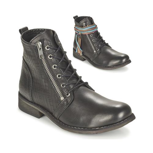 Bottines / Boots Felmini BEJA Noir 350x350