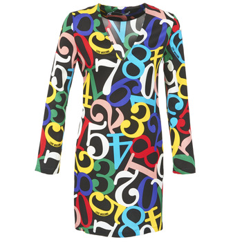 Vêtements Femme Robes courtes Love Moschino PICHANI Multicolore