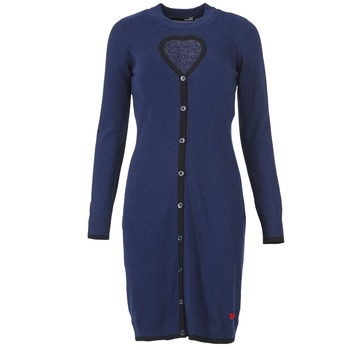 Vêtements Femme Robes courtes Love Moschino PESCARI Marine