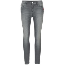 Vêtements Femme Jeans slim Love Moschino MANI Gris