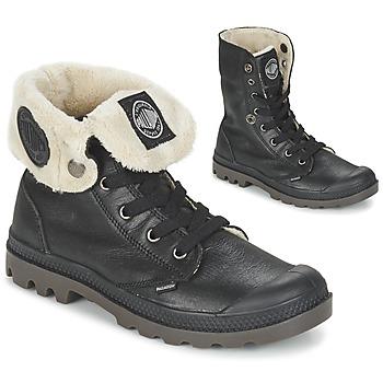 Bottines / Boots Palladium BAGGY LEATHER FS Noir 350x350