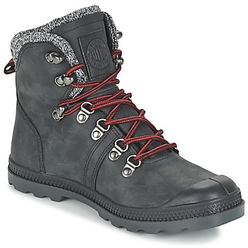 Bottines / Boots Palladium PALLABROUSSE HIKING Noir 350x350