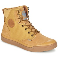 Chaussures Homme Boots Palladium PALLARUE WP Miel