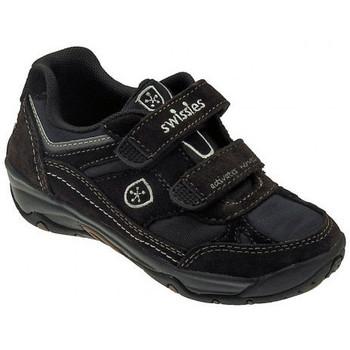 Chaussures enfant Swissies Luca Baskets basses