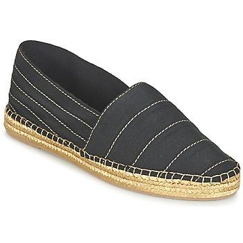 Chaussures Femme Espadrilles Marc Jacobs SIENNA Noir / Doré