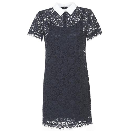 Vêtements Femme Robes courtes MICHAEL Michael Kors NEDRE Marine